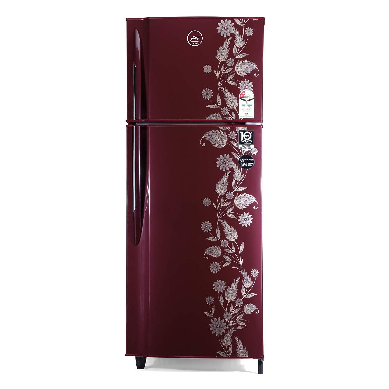 Godrej 255 L 2 Star Inverter Frost-Free Double Door Refrigerator
