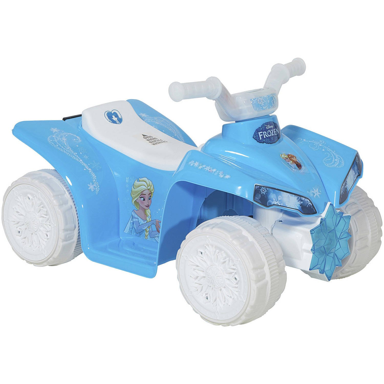 Disney Frozen 6-Volt Battery Operated On Quad