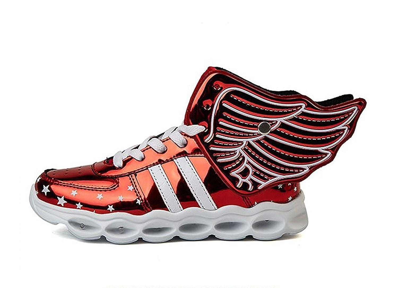 89bc5d7f84410 Amazon.com | A5uyzbayu Boys&Girls LED Flash Luminous Sneakers ...