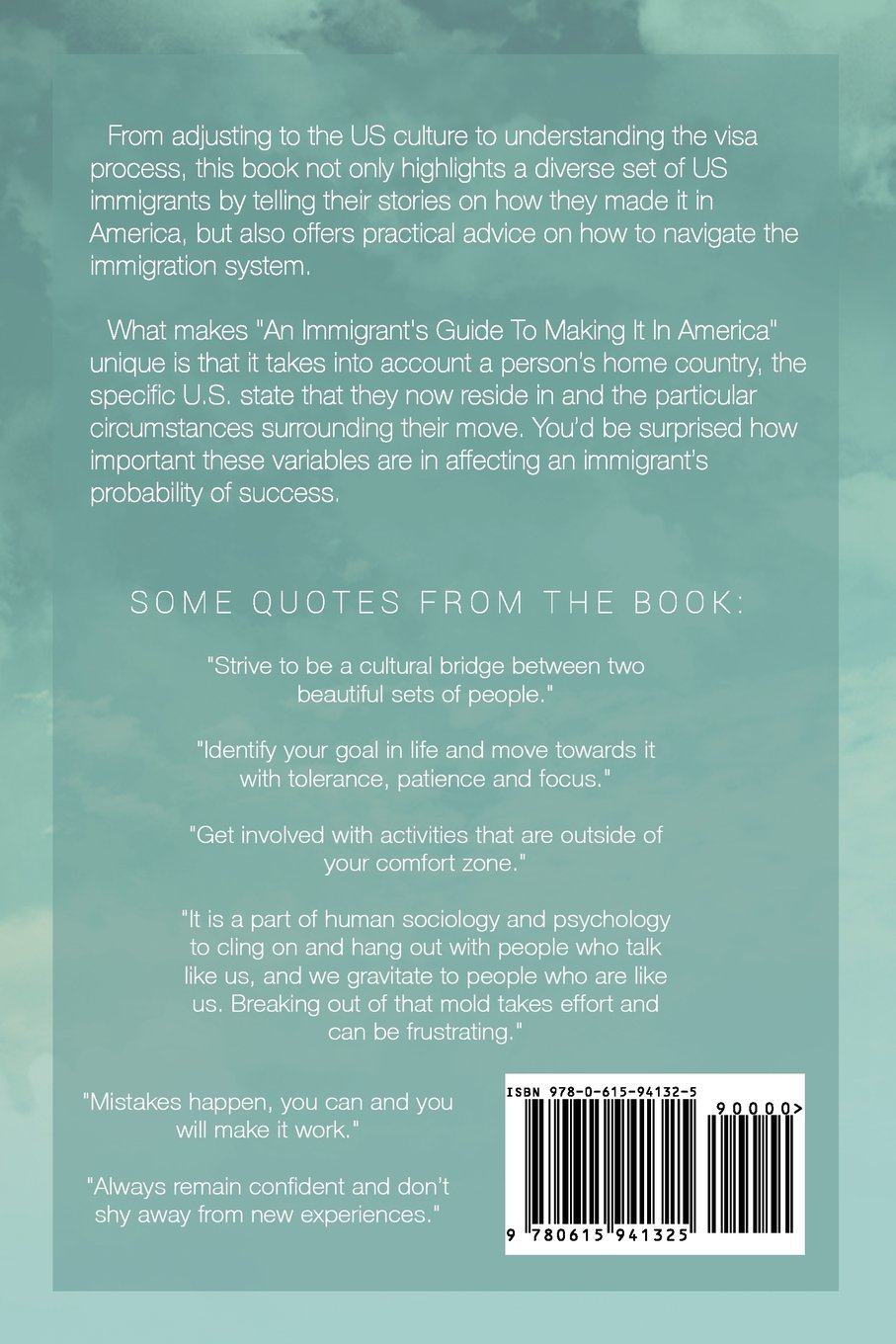 An Immigrant's Guide To Making It In America: Virgilia Kaur Pruthi:  9780615941325: Amazon: Books