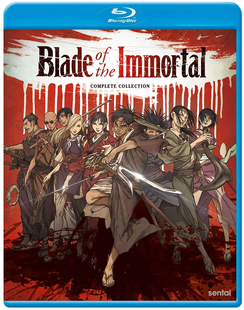 Blade of the Immortal Blu-ray (Dual Audio)