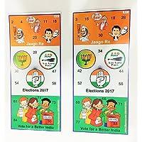 Elections Tambola Tickets
