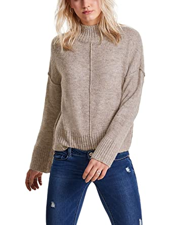 Only Roulé À Neck Onlbabylou Pull Ls Femme Col Pullover High Knt rxCrzqwF0