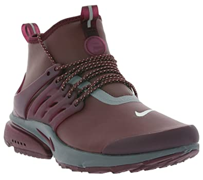 new concept fd925 4c1f8 Nike Women s 859527-600 Basketball Shoes, Red (Night Maroon Night Maroon