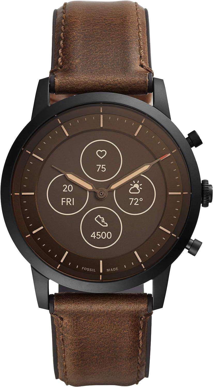 [フォッシル] 腕時計 ハイブリッドスマートウォッチHR FTW7008