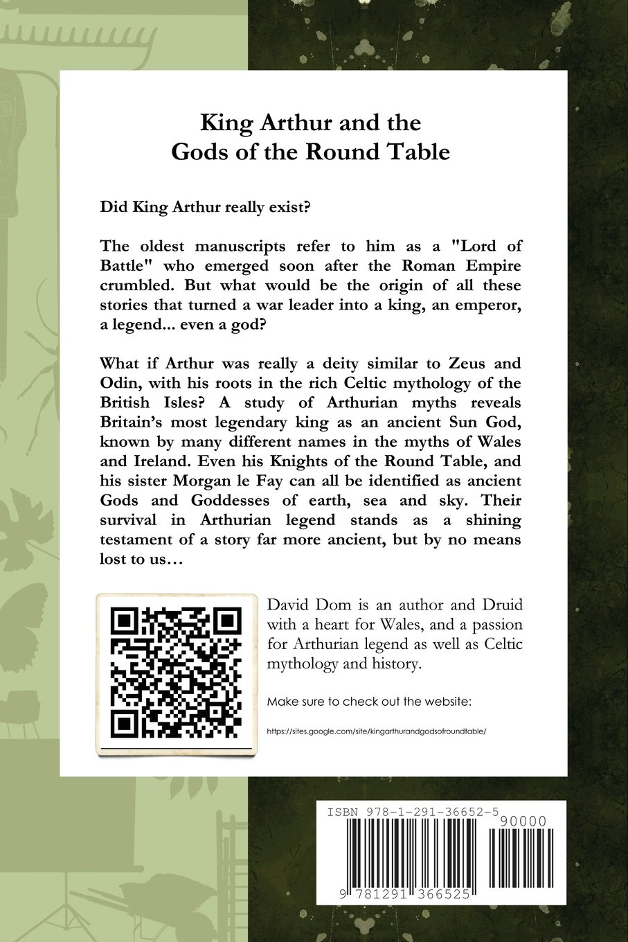 King Arthur And The Gods Of The Round Table: David Dom: 9781291366525:  Amazon: Books