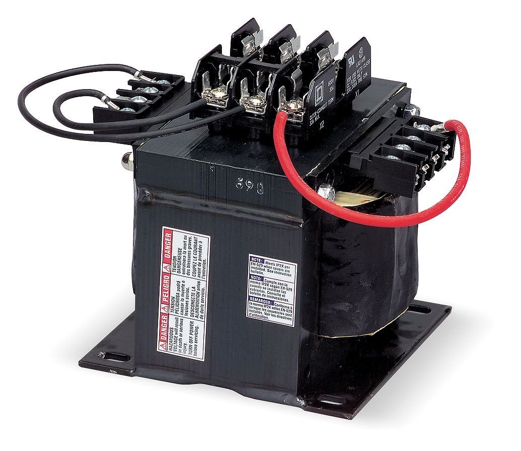 Control Transformer, 750VA, 5.73 In. H