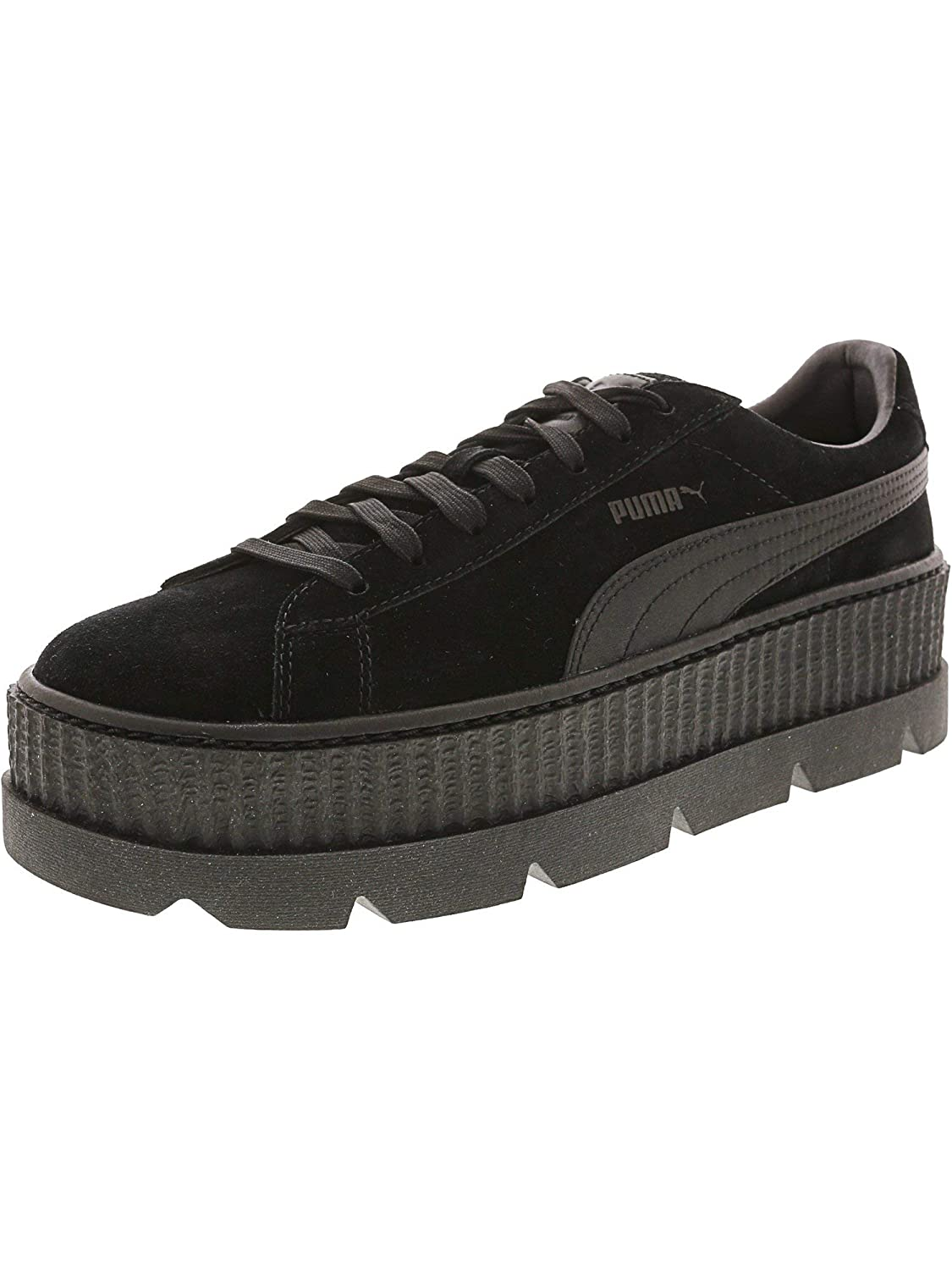 designer fashion e760e a52ae Puma Mens Cleated Creeper Suede: Amazon.co.uk: Shoes & Bags