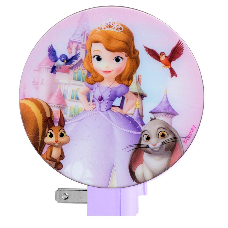 Amazon com  Disney Princess Sofia the First Night Light  Princess Sofia and  Friends   Baby. Amazon com  Disney Princess Sofia the First Night Light  Princess