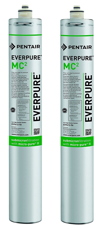 Everpure EV9612-56 MC2 Filter Cartridge (Pack of 2)