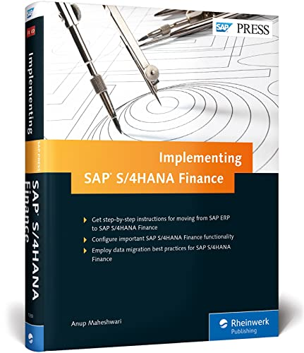 Implementing SAP S/4HANA Finance
