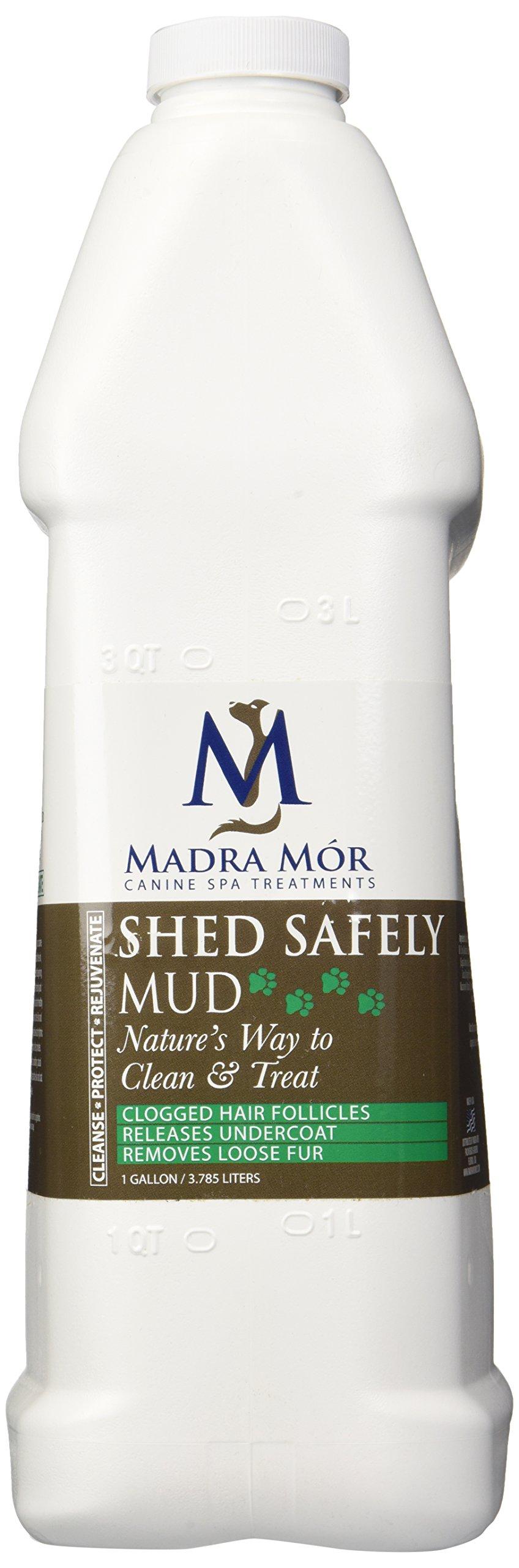 Madra Mór Canine Spa Treatment, Shed Safely Mud