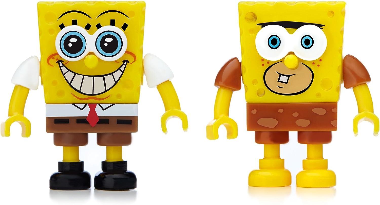 Mega Bloks SpongeBob Photo Booth Time Machine Building Set