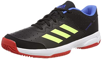 adidas Unisex-Kinder Court Stabil Jr Handballschuhe: Amazon ...