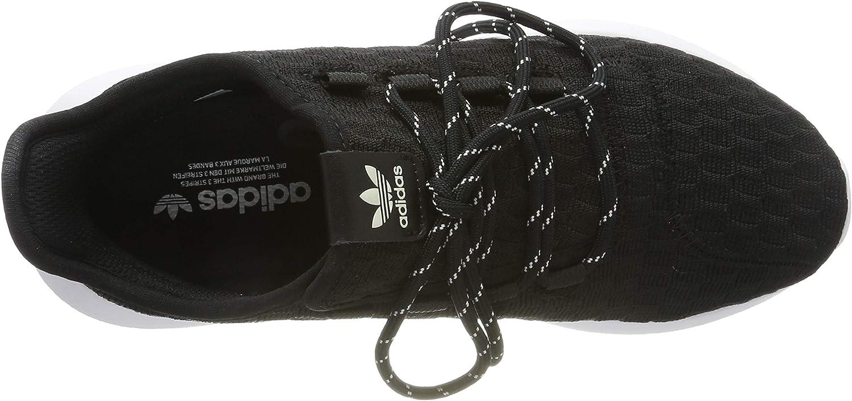 adidas Tubular Shadow W, Scarpe da Ginnastica Donna Nero Core Black Raw White Ftwr White Core Black Raw White Ftwr White