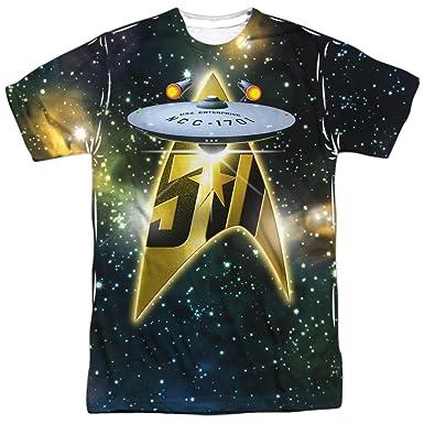 Star Trek - Camiseta - Camiseta gráfica - Manga Corta - Opaco ...
