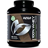 Muscle Feast 100% Whey Protein Powder, Grass Fed & Hormone Free, Blend of Concentrate, Isolate, and Hydrolyzed Whey…
