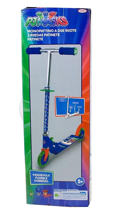 Amazon.com: PJ Masks OPJM112 Kids Two Wheel Inline Foldable ...