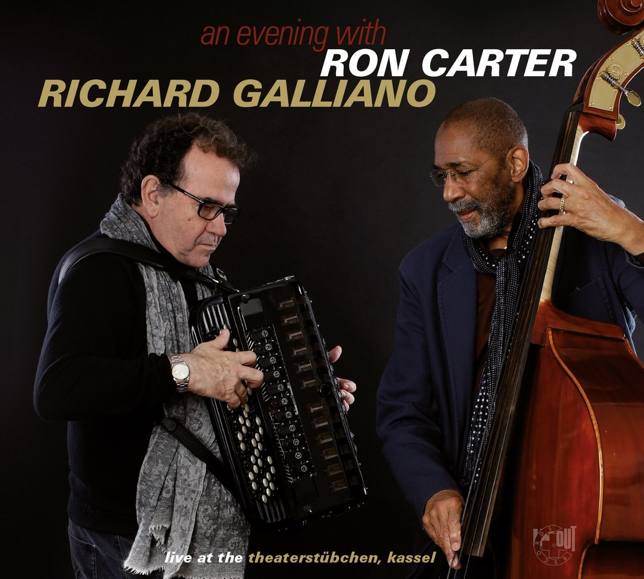 An Evening with Ron Carter and Richard Galliano