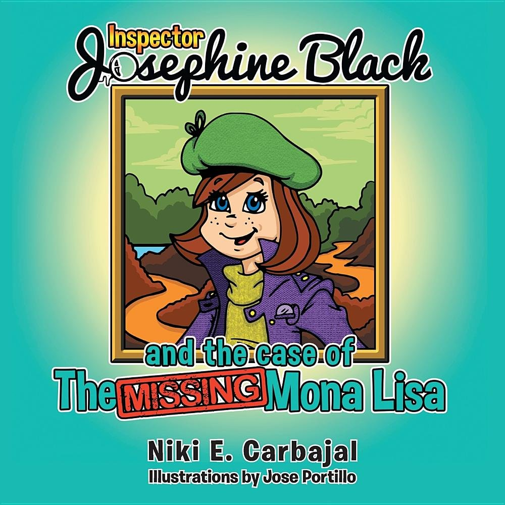 Download Inspector Josephine Black and the case of The Missing Mona Lisa pdf epub