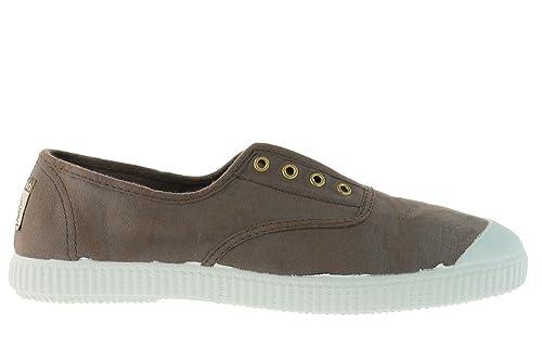 Victoria Zapatillas de Tela Para Mujer Marrón Marrón (Taupe) 40, Color Marrón, Talla 41: Amazon.es: Zapatos y complementos
