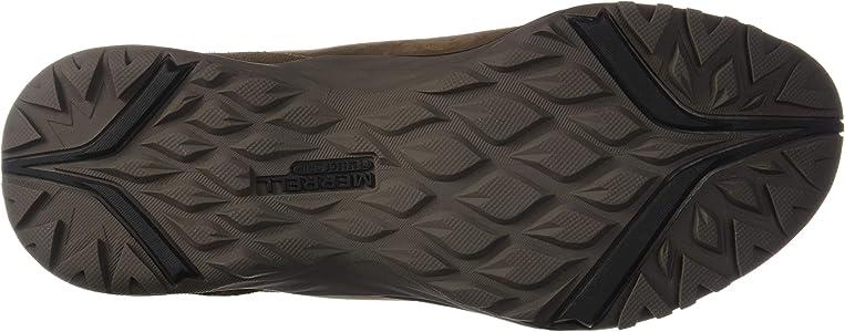 Merrell Women Boot Siren Traveller Q2 Mid Waterproof SlateBlack