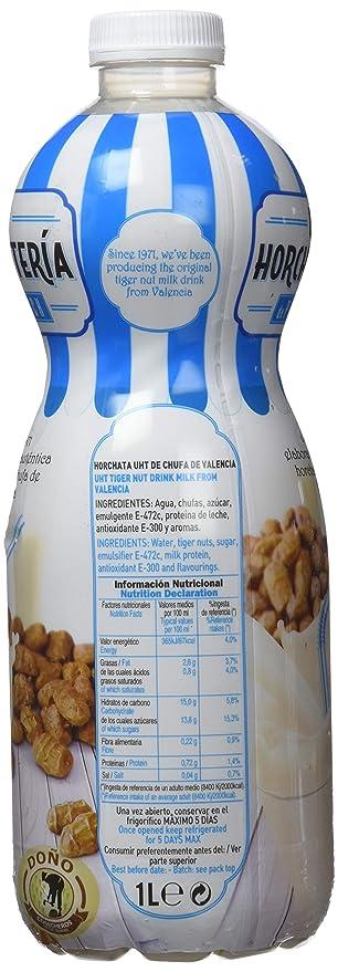 Horchatería Panach, Horchata - 6000 ml.: Amazon.es: Alimentación y bebidas