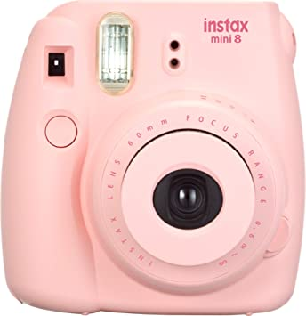 Fujifilm Instax Mini 8 Instant Camera Pink Discontinued By Manufacturer Polaroid Camera Camera Photo