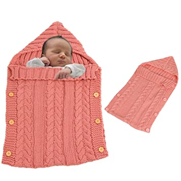 Amazon Com Newborn Baby Swaddle Blanket Infant Sleeping Bag