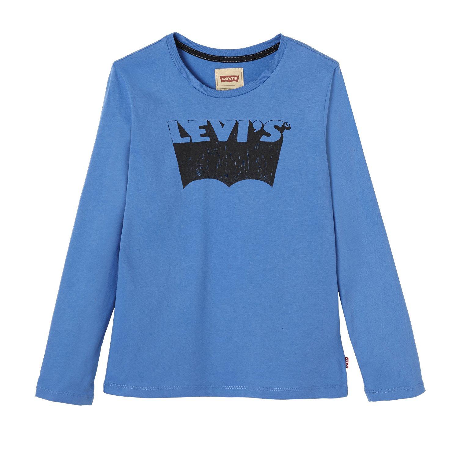 99a0bb2f3e901 Levis Kids T- Shirt Garçon Levi   s Kids N91005H Cadeaux de Noël uniques