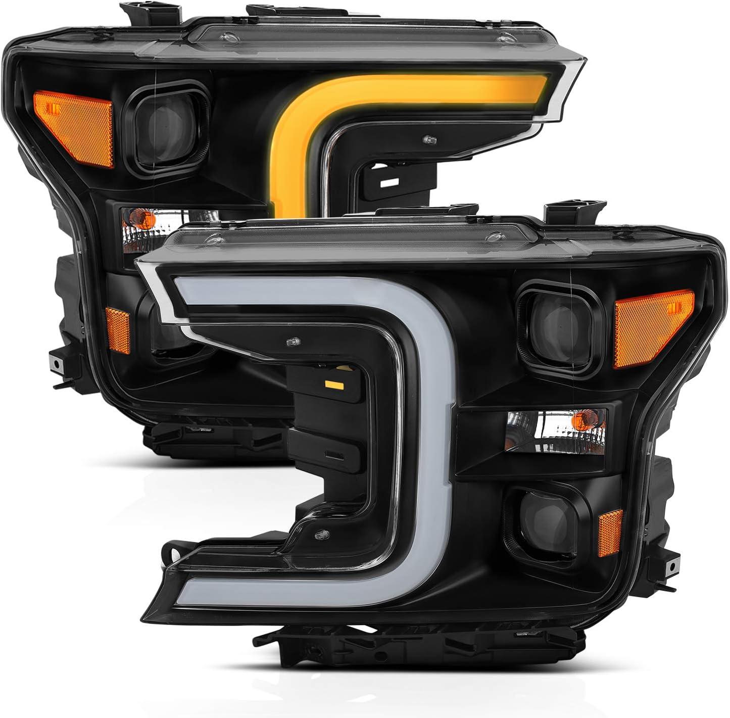 2011 GGBAILEY D3796A-S1A-PNK Custom Fit Car Mats for 2007 2010 2009 Passenger /& Rear Floor 2012 Mercedes-Benz GL-Class Pink Driver 2008