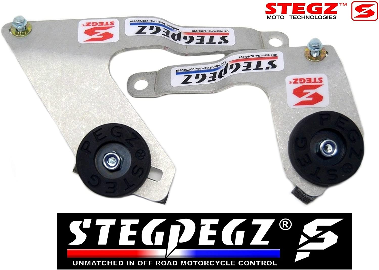 Steg Pegz NEW Mx Honda CRF450X 2006-2017 Aluminium Motocross Frame Grips