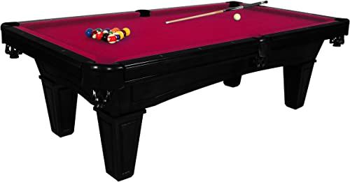 Harvil 8-Foot Slate Pool Table – Toscana Onyx. Includes On-Site Delivery, Installation and Accessories