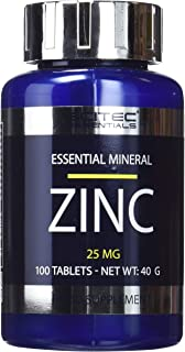 Scitec Nutrition Zinc vitamina 100 tabletas
