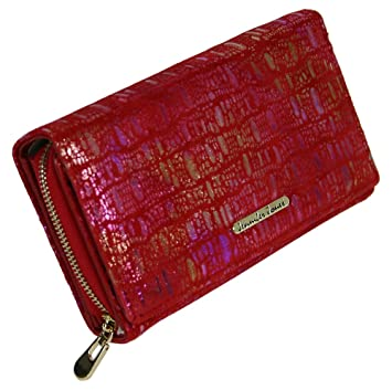Jennifer Jones Leder Geldbörse Portemonnaie Geldbeutel Brieftasche Portmonee