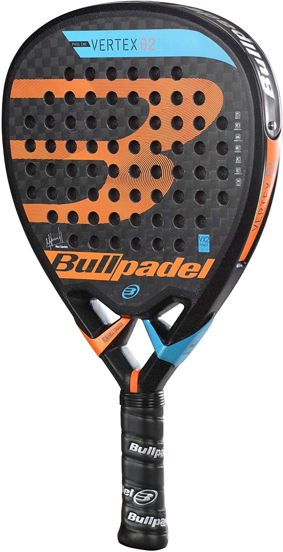 Pala Bullpadel Vertex 2-2018: Amazon.es: Deportes y aire libre