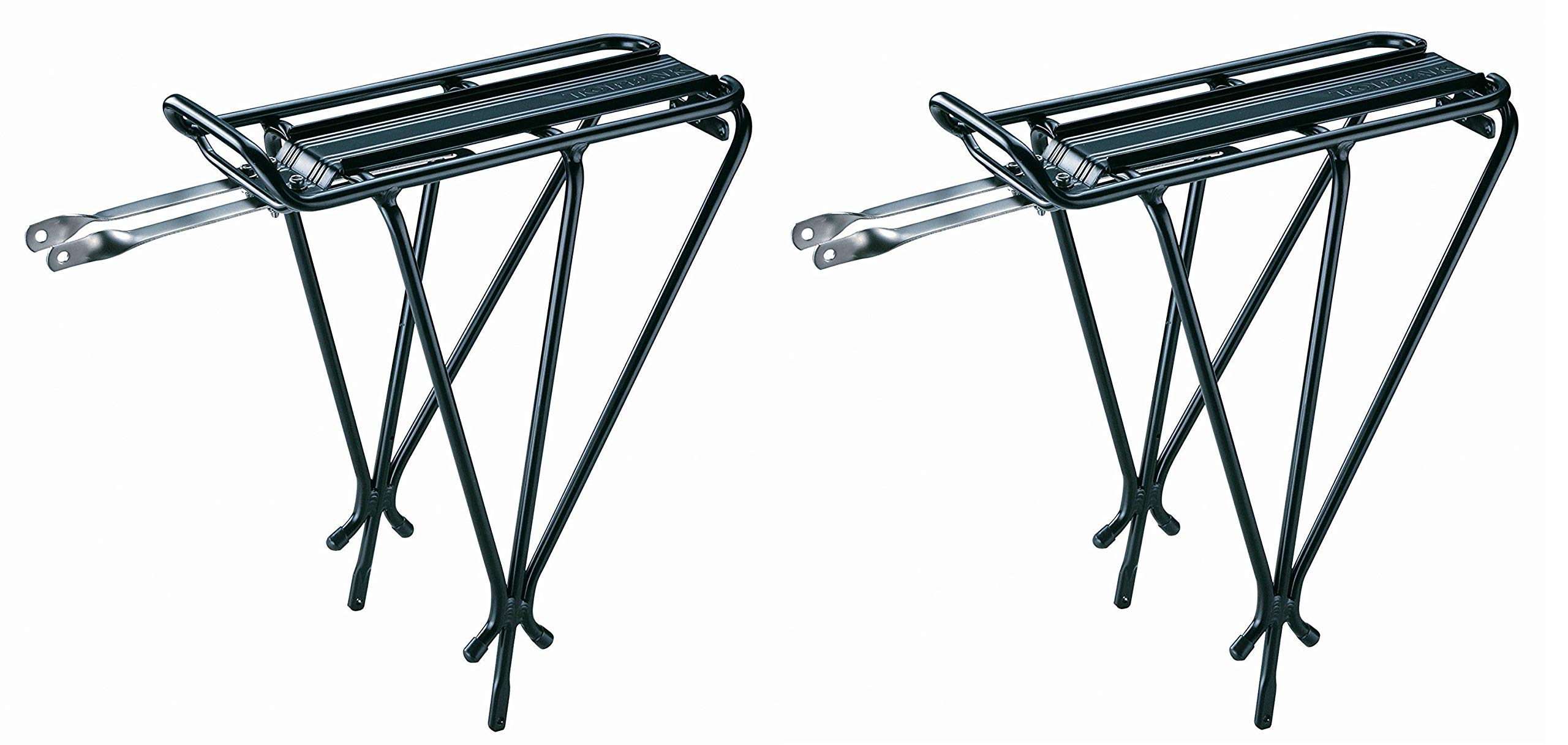Topeak Explorer Rack Without Spring, Black (Pack of 2)