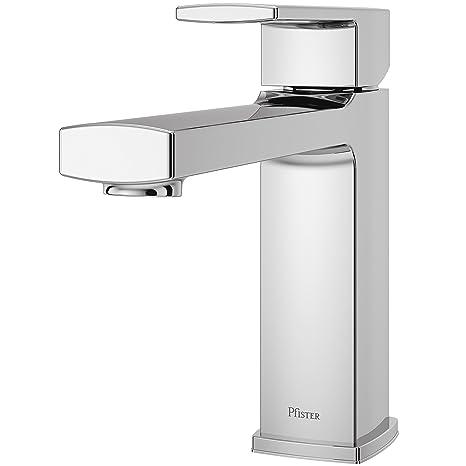 Pfister Rt6 1dac Deckard Single Control 1 Hole Roman Tub Faucet
