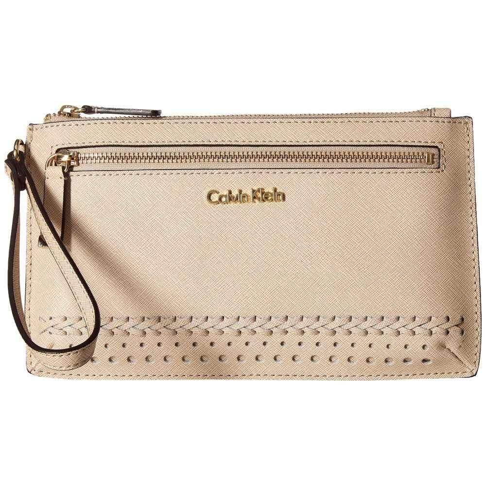 (カルバンクライン) Calvin Klein レディース バッグ クラッチバッグ Saffiano Wristlet [並行輸入品] B078TJQKHD