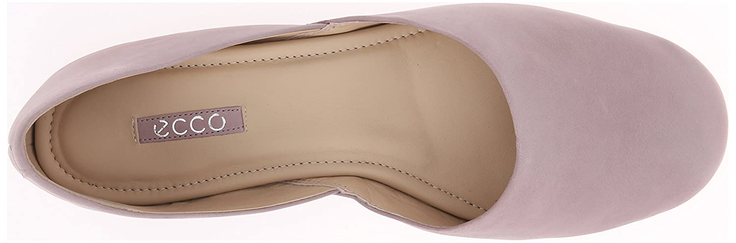 104ac301d050 ECCO Shoes Women s Taisha Modern Ballet Flat  Amazon.ca  Shoes   Handbags