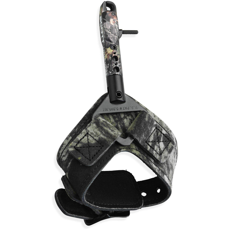 Scott Archery 3002BS2-CA Scott Little Goose Release-Buckle Strap, Mossy Oak by Scott Archery