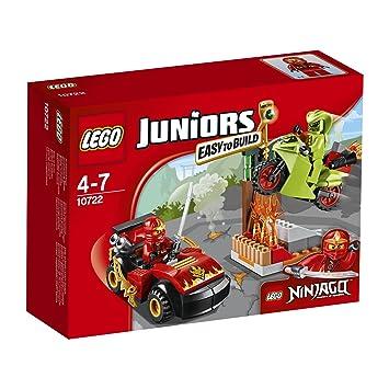 LEGO - Cara a Cara contra la Serpiente, (10722)