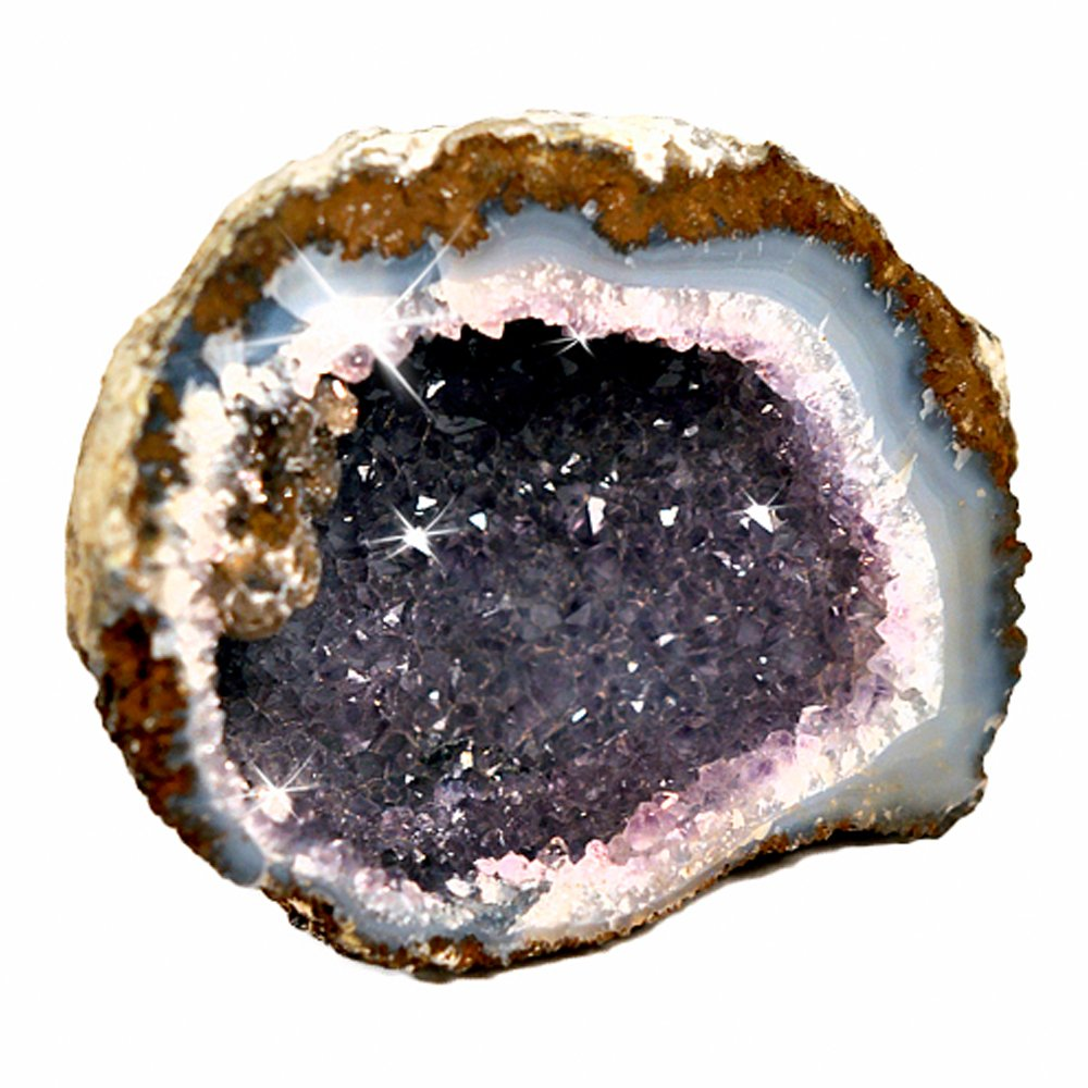 Worlds Best Geode Kit  Crack Open 15 Rocks and Find Crystals! by Discover with Dr. Cool (Image #6)