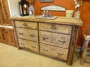 Fence Row Furniture Co. Lightwood Dresser