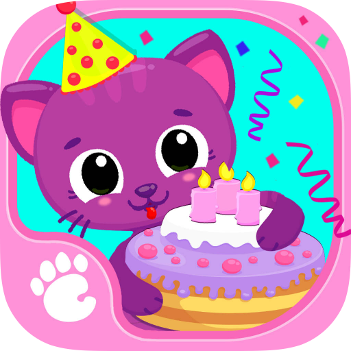 Cute & Tiny Birthday - Baby Pet Party]()
