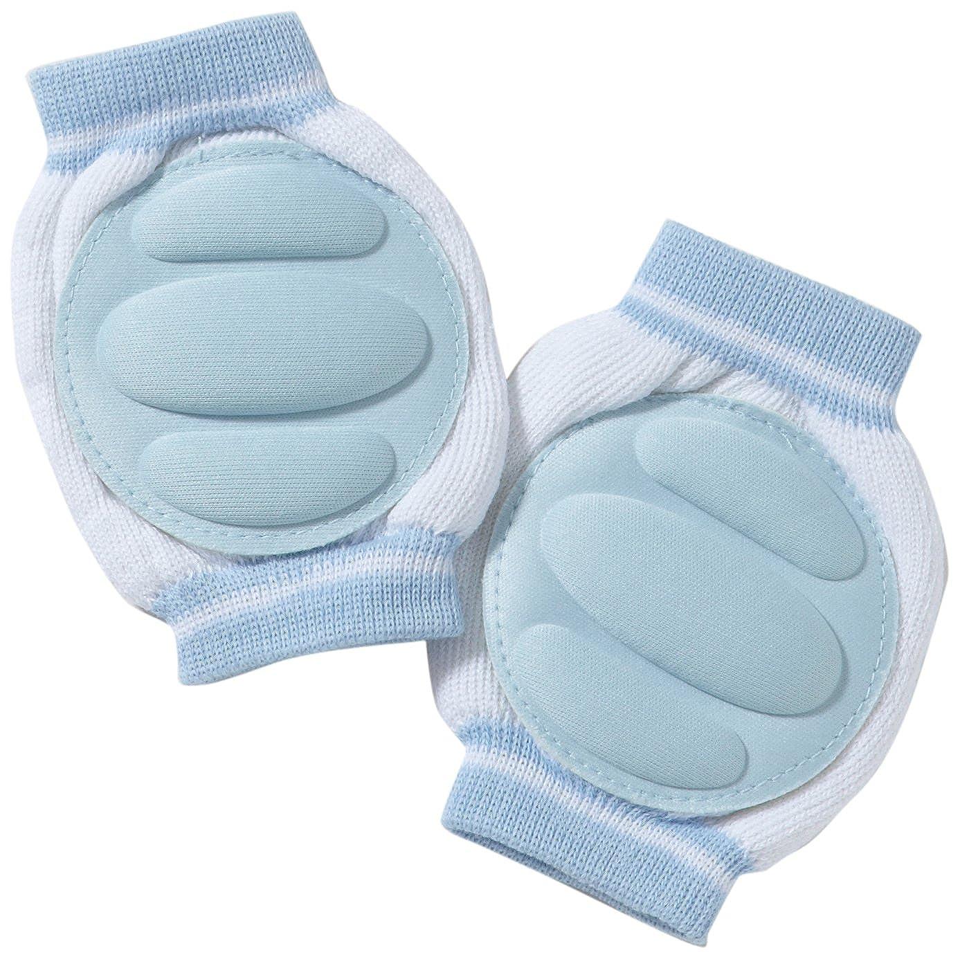 Playshoes - 498801 Von, Ginocchiera per gattonare per bimbi Playshoes 498801 von Blu(Blau (Hellblau) Taglia Produttore: One Size Playshoes GmbH