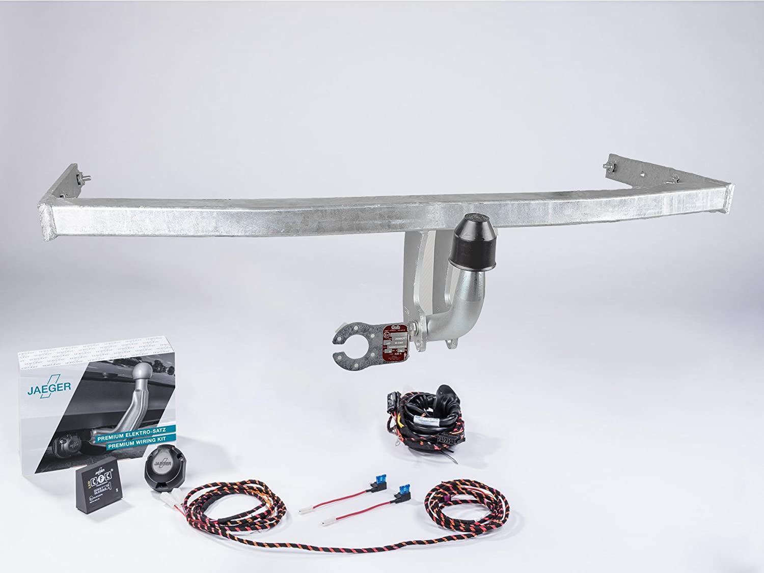 Worlds 7z010234 Mercedes Benz Vito Viano W639 Fixed Towing Hitch Towbar Wiring With Specific 13 Pin Kit Car Motorbike