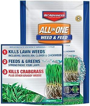 BioAdvanced 12 lbs Microfeed Lawn Fertilizer
