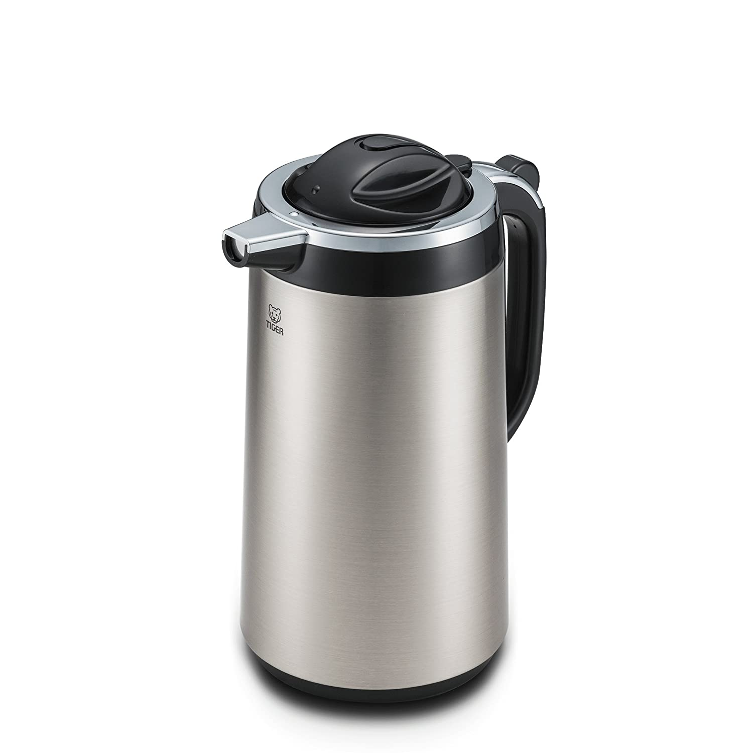 TIGER Thermal Insulated Carafe Vacuum Thermos Hot Water ...