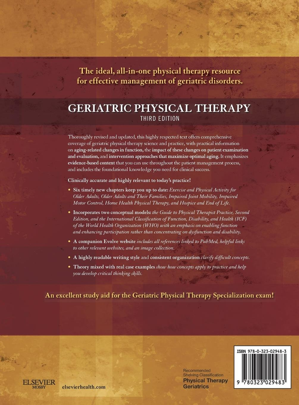 Buy geriatric physical therapy book online at low prices in india buy geriatric physical therapy book online at low prices in india geriatric physical therapy reviews ratings amazon fandeluxe Choice Image